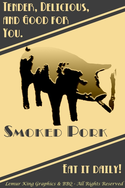 Smoked Pork - Good for You!