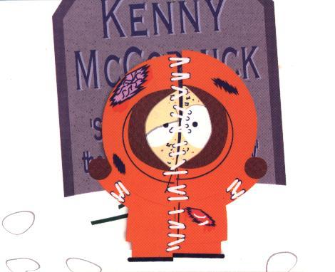 kenny dead