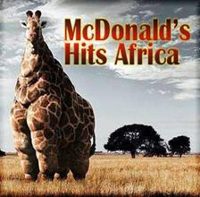 McDs hits Africa