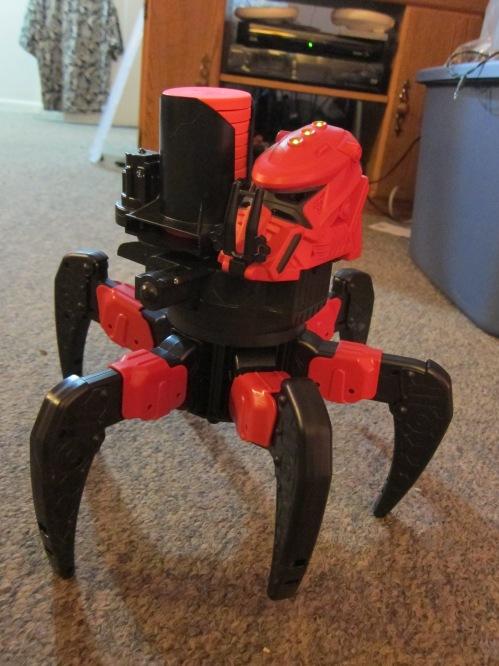 HackerBoyBot-Saucers